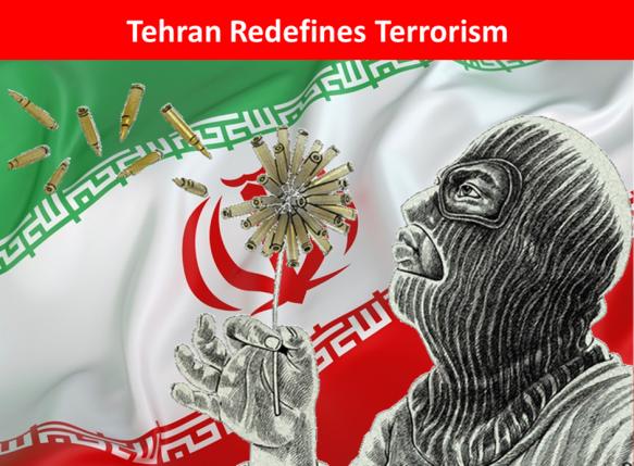 tehran redefines terrorism